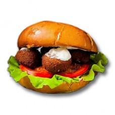 "Бургер 7 ""Вега-Фалафель"""