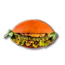 """Блэк стар Бургер 6 """"Гавайский-вега-фалафель"""""""