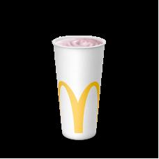Молочный коктейль Клубничный 0,5л