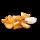 Доставка картофеля фри Макдональдс на дом по Москве
