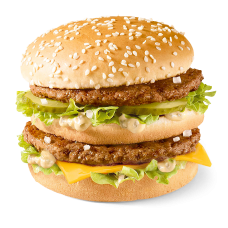 Биг Мак из Макдональдс