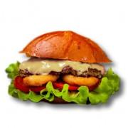 Двойной бургер 4 Карри индейка